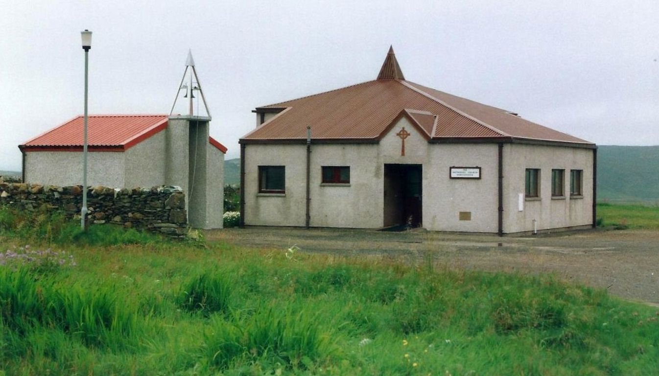 La chiesa piiù settentrionale del Regno Unito