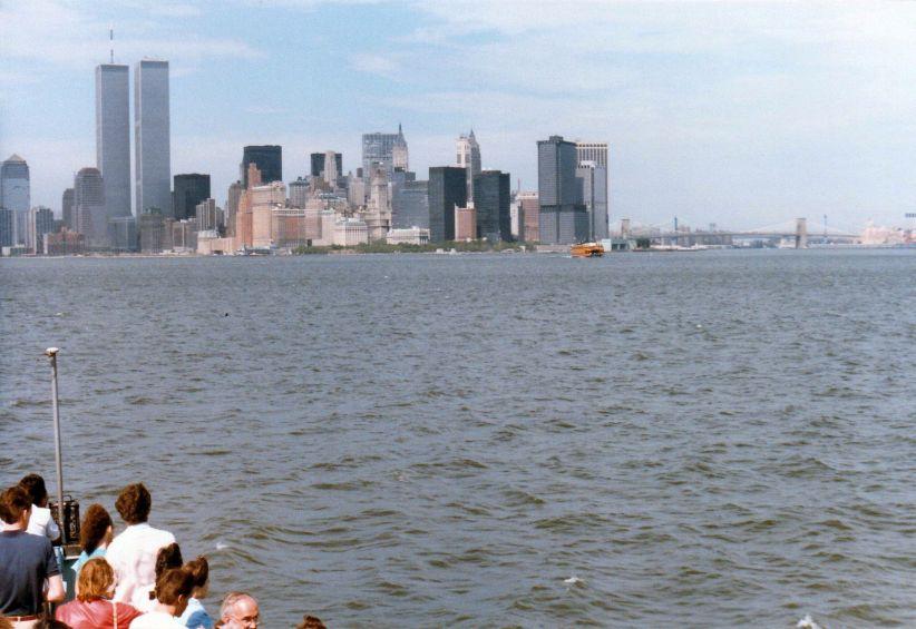 New York - Le Twin Towers: in ricordo di com''erano...